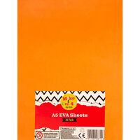 A5 EVA Sheets - 24 Pack