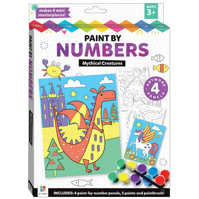 Paint by Numbers: Mythical Creatures image number 1