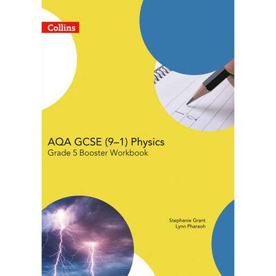 AQA GCSE Physics (9-1) Grade 5 Booster Workbook image number 1