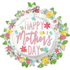 30 Inch Mothers Day Super Shape Helium Balloon image number 1