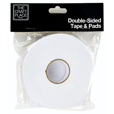 Double Sided Tape And Sticky Pads image number 1