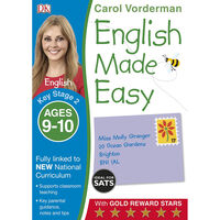 English Made Easy KS2: Ages 9-10