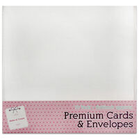 10 Cards and Envelopes: 6 x 6 Inches
