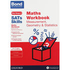 Bond SATs Skills: Measurement Geometry and Statistics Workbook image number 1