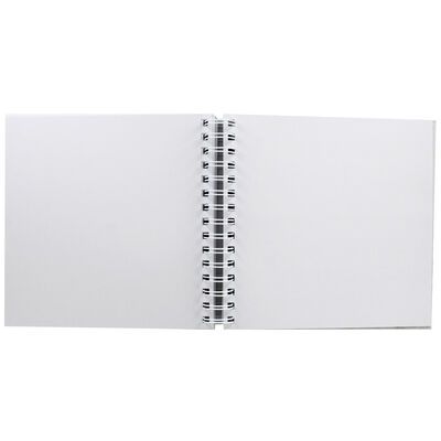 Create Your Own White Scrapbook - 8 x 8 Inches image number 2