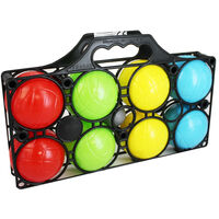 Boules 8 Piece Set With Carry Case