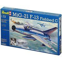 Revell MiG-21 F-13 Fishbed C Kit Model Kit
