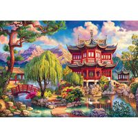 Secret Temple 1000 Piece Jigsaw Puzzle