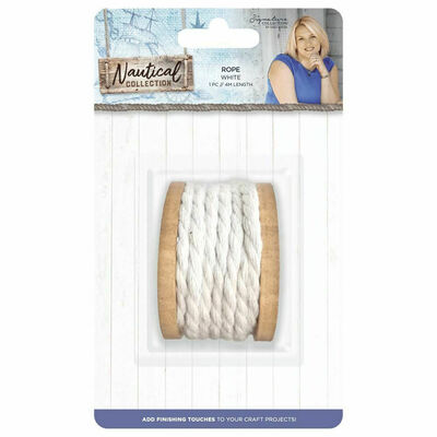 Crafters Companion Nautical Rope - 4m image number 1
