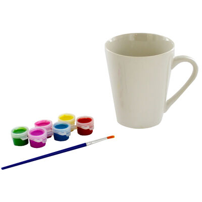 Paint Your Own Mug Kit image number 2