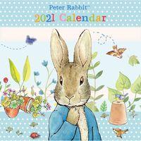 2021 Calendar: Peter Rabbit