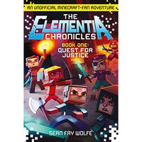 The Elementia Chronicles Minecraft Adventure: Quest For Justice 1
