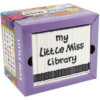 Little Miss: My Complete Collection 36 Book Box Set