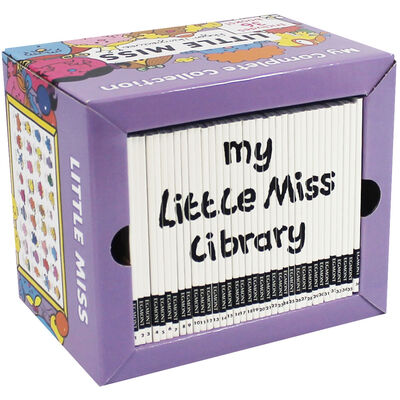 Little Miss: My Complete Collection 36 Book Box Set image number 2