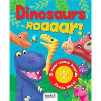Dinosaur Roar!: Sound Board Book