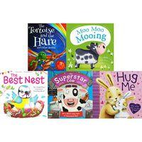 Story-Time Surprises: 10 Kids Picture Books Bundle