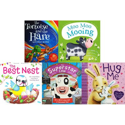 Story-Time Surprises: 10 Kids Picture Books Bundle image number 2
