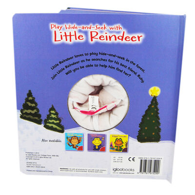 Play Hide-and-Seek with Little Reindeer image number 3