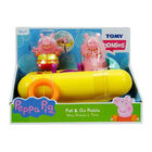 Peppa Pig Pull & Go Pedalo image number 5
