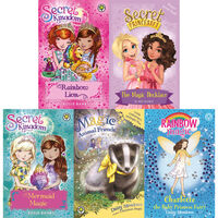 Girls & Princesses Magical Stories: 5 Book Collection