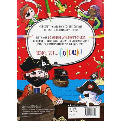 Mega Colouring Pirates image number 3