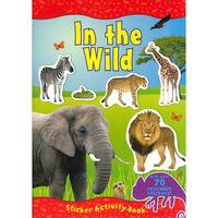 In The Wild Sticker Activity Book