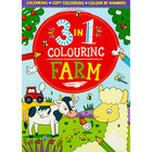 3 In 1 Colouring Farm image number 1