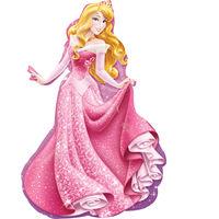 34 Inch Disney Sleeping Beauty Super Shape Helium Balloon