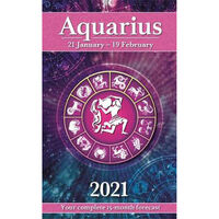 Horoscopes 2021: Aquarius