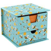 Bee Memo Cube