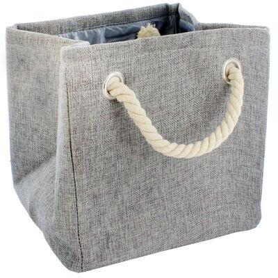 Grey Folding Storage Bag image number 1