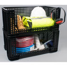 Really Useful 64 Litre Open Front Crate - Black image number 2