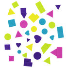 Assorted Adhesive EVA Shapes: Pack of 200 image number 2