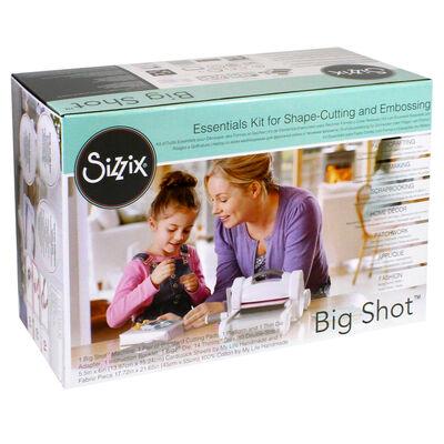 Sizzix Big Shot Die Cutting Machine Starter Kit image number 1
