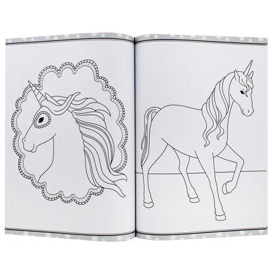 Mega Colouring Unicorns image number 2