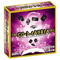 Go Matria Game Strategy Board Game