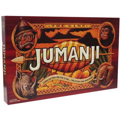 Jumanji Board Game image number 1