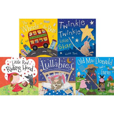 Calming Classics: 10 Kids Picture Books Bundle image number 3