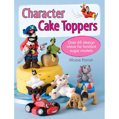Character Cake Toppers image number 1