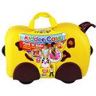Leopard Kiddee Case - Kids Travel Case image number 4