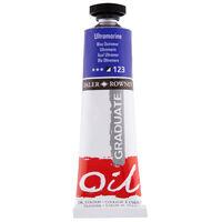 Graduate Oil Paint Ultramarine 38ml