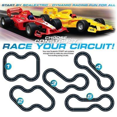 Scalextric Formula Challenge C1408 image number 2