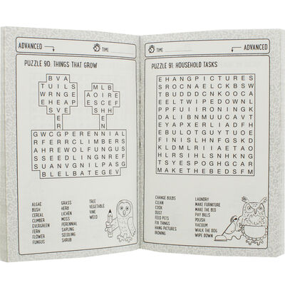 Wordsearch Workouts for Clever Kids image number 2