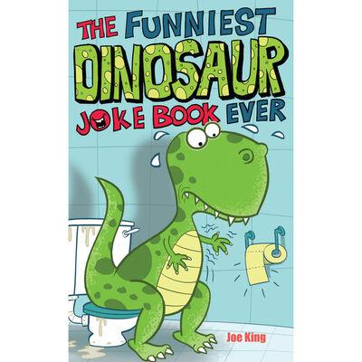 The Funniest Dinosaur Joke Book Ever image number 1