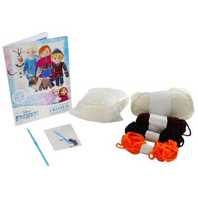 Disney Frozen: Crochet Your Own Frozen Characters image number 2