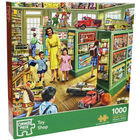 Toy Shop 1000 Piece Jigsaw Puzzle image number 1