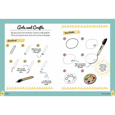 The Ultimate Doodle Collection for Journals, Planners, and More image number 3