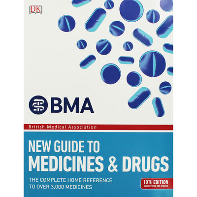 BMA: New Guide to Medicines & Drugs image number 1