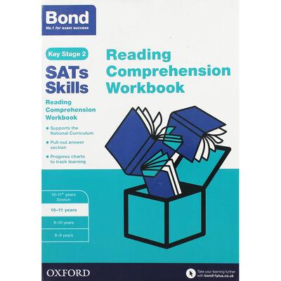 Bond SATs Skills: Reading Comprehension Workbook image number 1