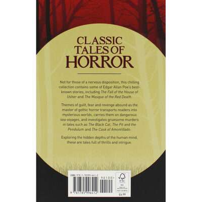 Classic Tales of Horror image number 2